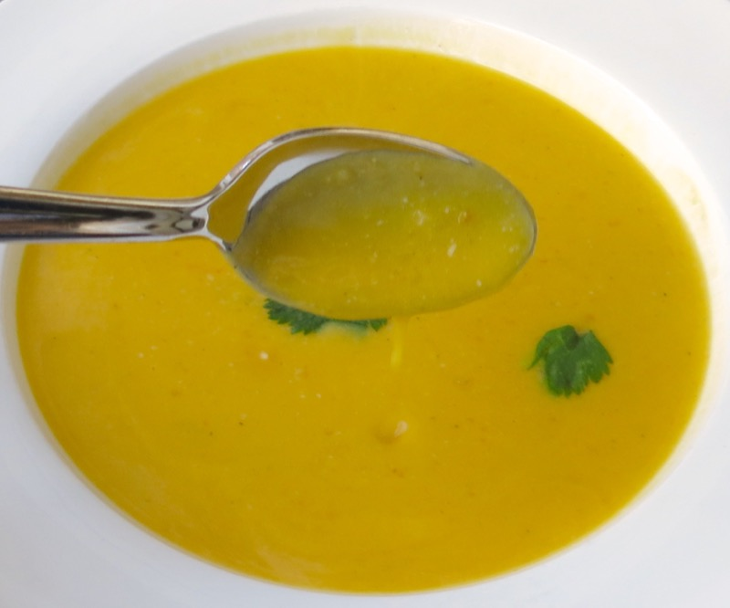 24 Thermomix Thai Butternut Squash Soup Spoon