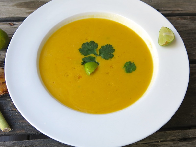 25 Thermomix Thai Butternut Squash Soup