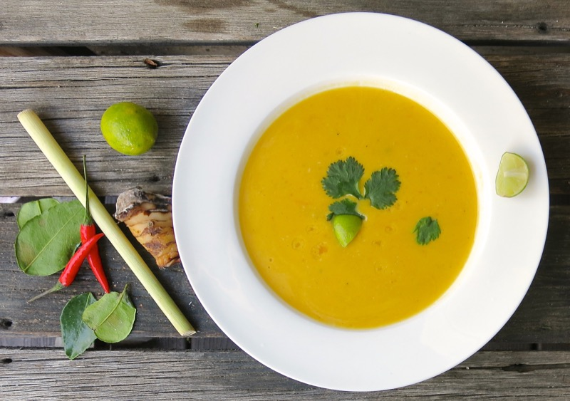 27 Thermomix Thai Butternut Squash Soup