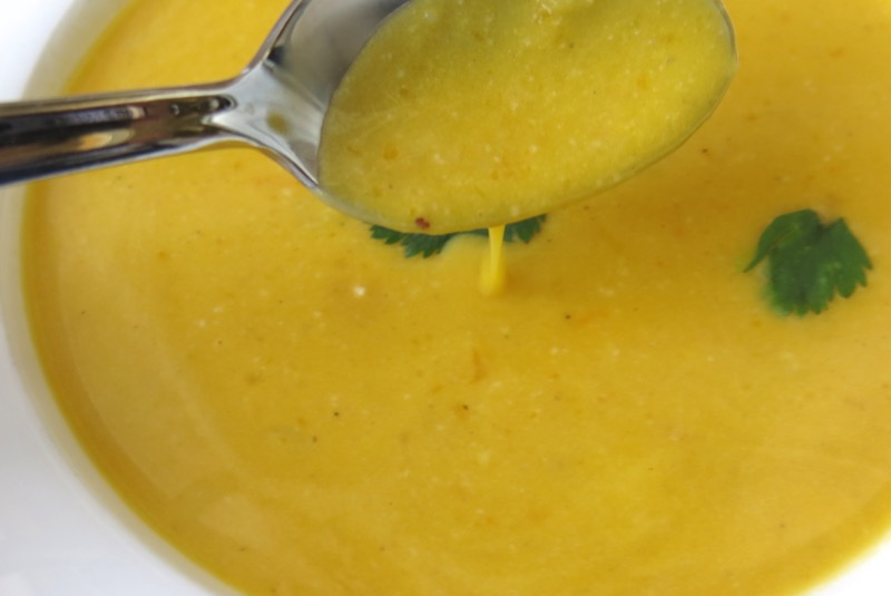 3 Thermomix Thai Butternut Squash Soup