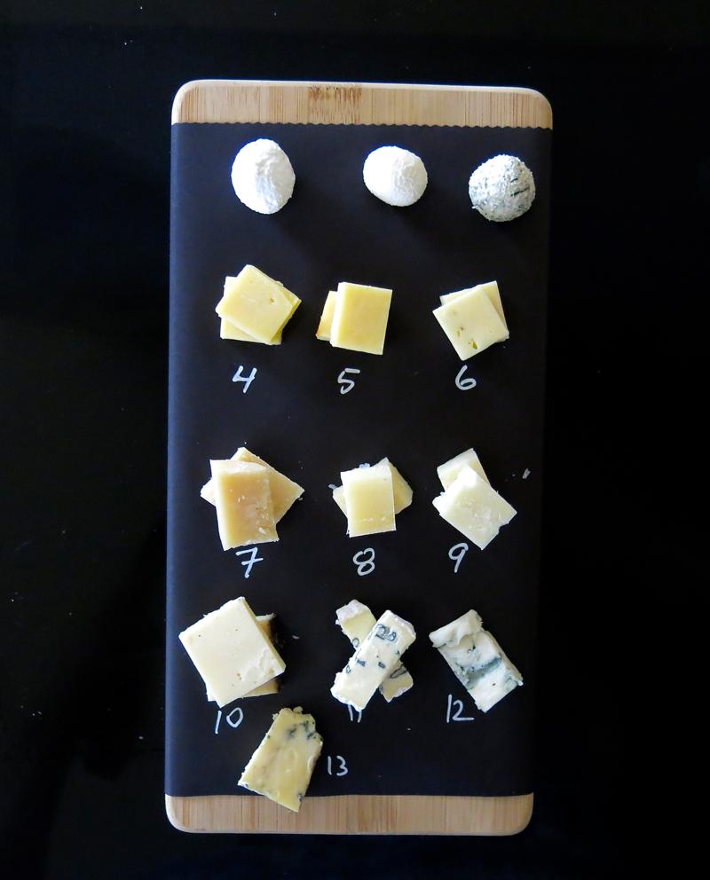 4b Cheese Tasting Cheese Board
