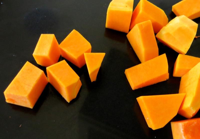 8 Butternut Squash