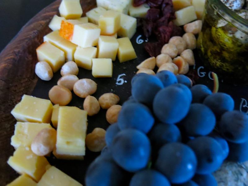 8 Friend Cheese Tasting