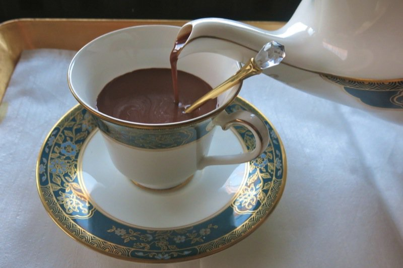 Thermomix Adult Hot Chocolate