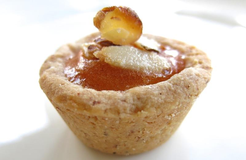Thermomix Apricot Almond Tart