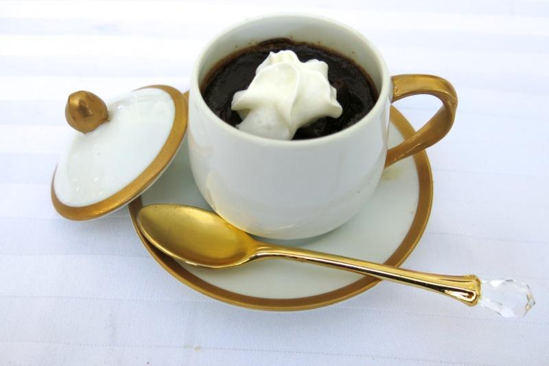 Thermomix Chocolate Pots de Creme au Chocolat