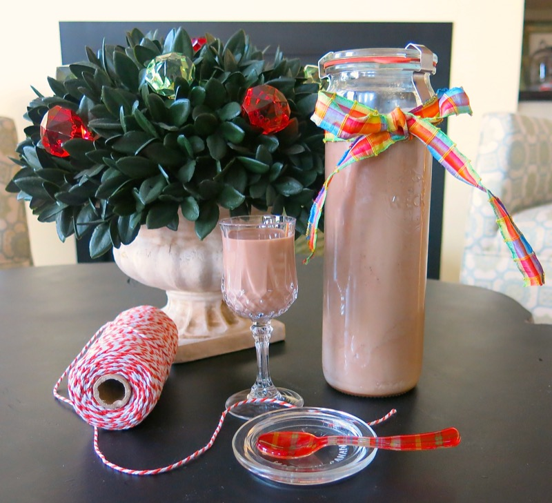 1 Homemade Thermomix Baileys