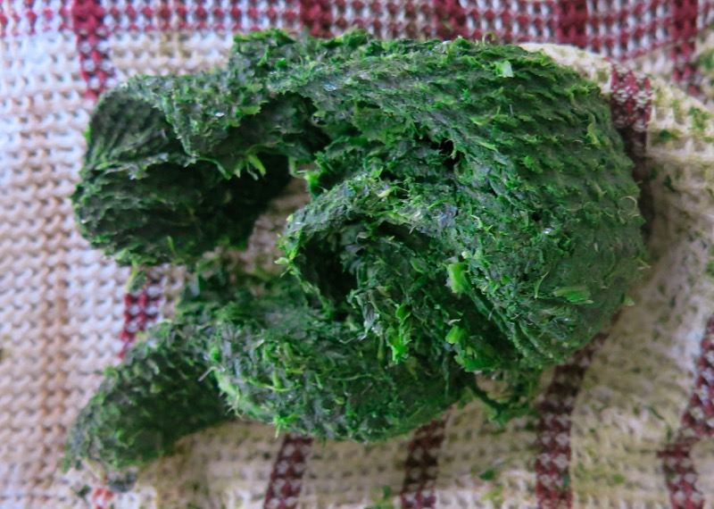 5c Frozen Chopped Spinach Squeezed