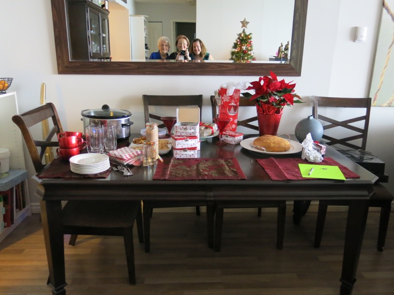 6 Ragan's Cookie Exchange 2015