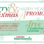 Thermomix Christmas Incentive 2015 December 18 to December 31