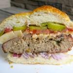 The Quintessential Canadian Homemade Hamburger