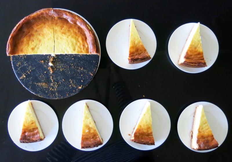 16 Quark Cake or Käsekuchen Mit Quark