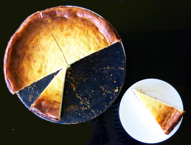 17 Quark Cake or Käsekuchen Mit Quark