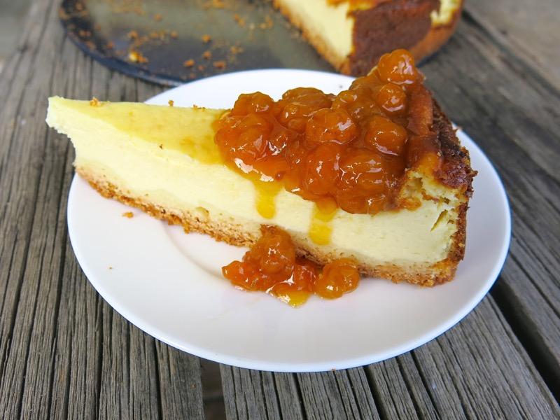 21 Quark Cake or Käsekuchen Mit Quark