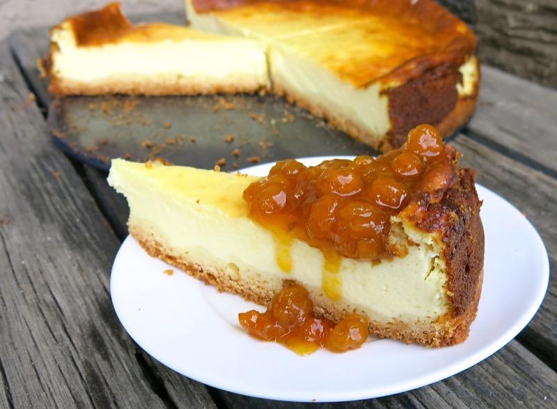 3 Quark Cake or Käsekuchen Mit Quark