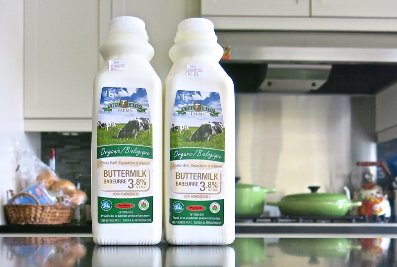 4 Vital Greens Buttermilk
