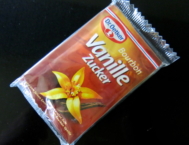 4a Vanille Sugar Package