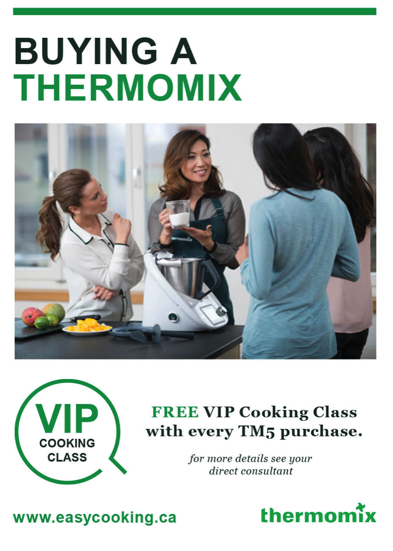 February 2016 Free Cooking Class