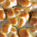 1 Homemade Kaiser Buns Thermomix