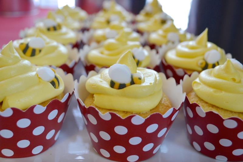 8 Williams First Birthday Food