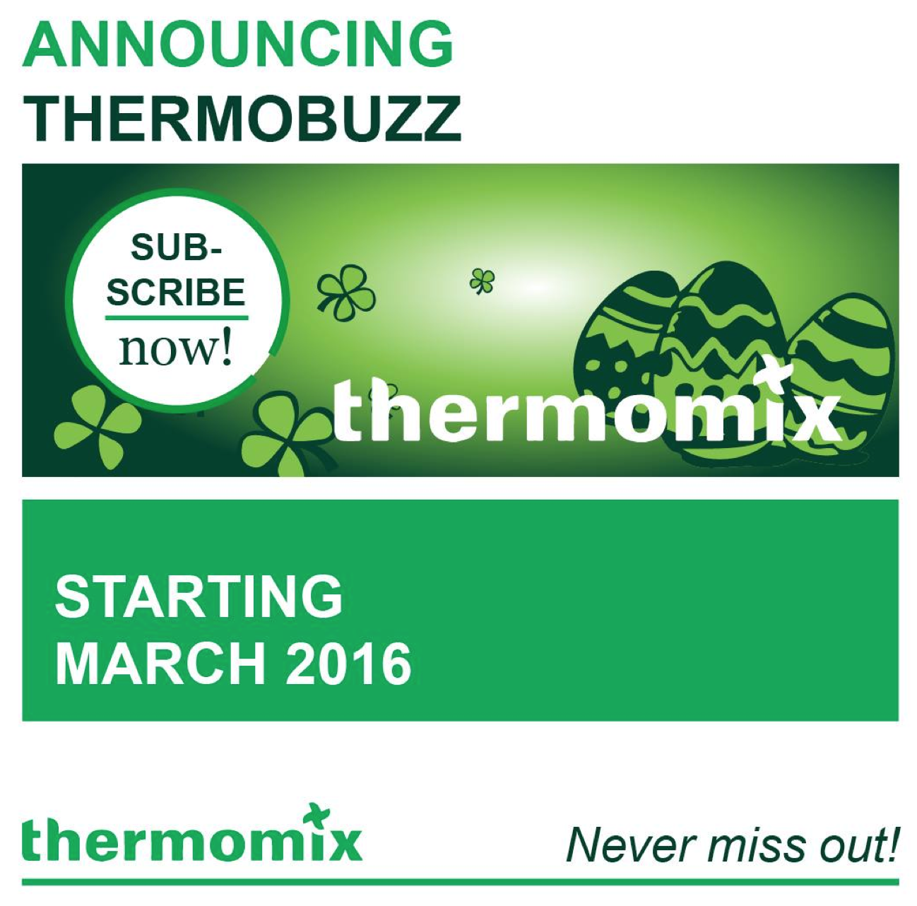 Thermomix Canada Newsletter