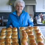 Helen McKinney's Canadian Prairie Dinner Buns