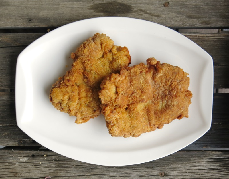15 Chicken Fried Steak