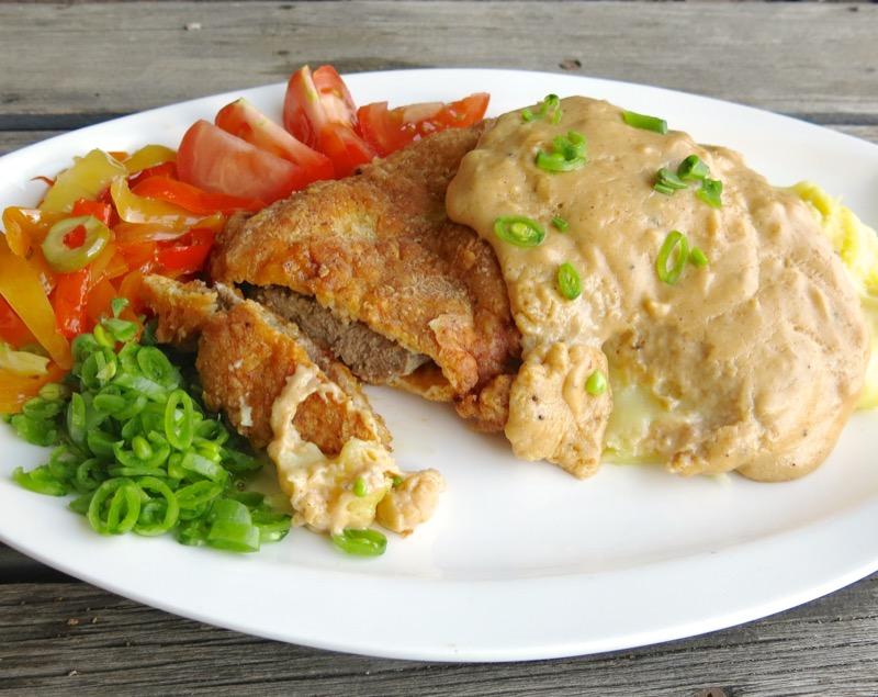 18 Chicken Fried Steak