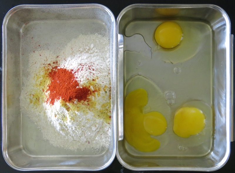 5a Dredging Ingredients