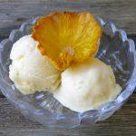1 Pinacolada Frozen Yogurt