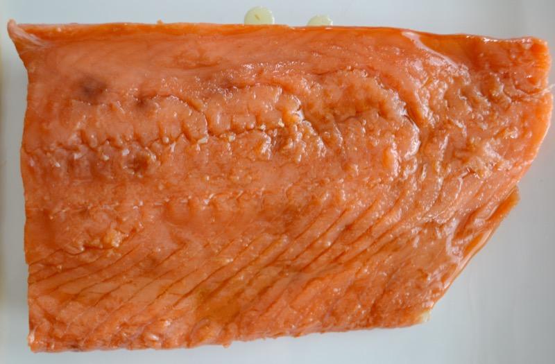 18 Salmon Gravlox