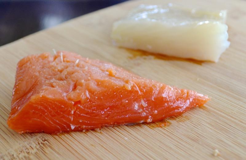 19 Salmon Gravlox