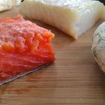 "Canadian Preserves Cookbook ""Batch"": Salt Cured Gravlox"