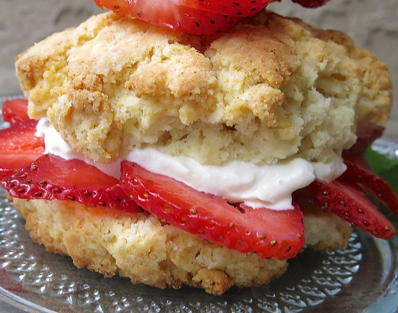 5 Canadian Strawberry Shortcake