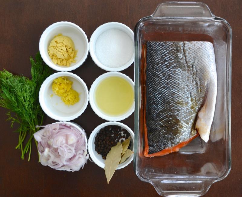 6 Salmon Gravlox 2