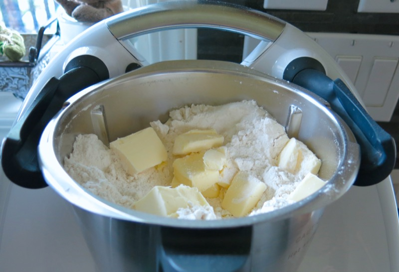 6b Shortcake Biscuit Thermomix