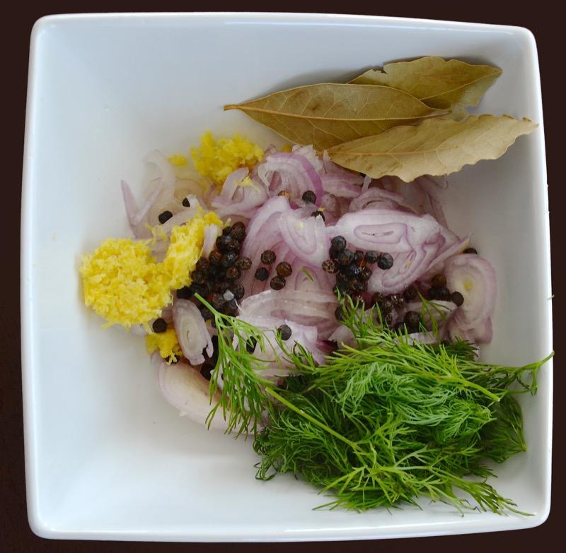 9 Salmon Gravlox Flavour Cure 5