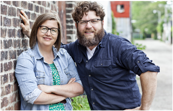 Joel and Dana of Batch Cookbook