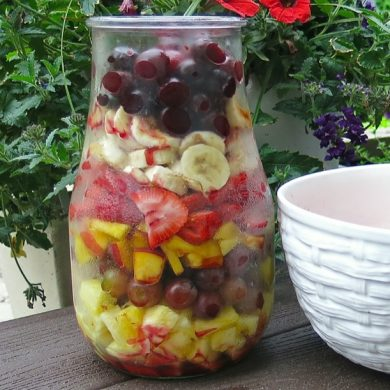 1 Canadian Prairie Fruit Salad