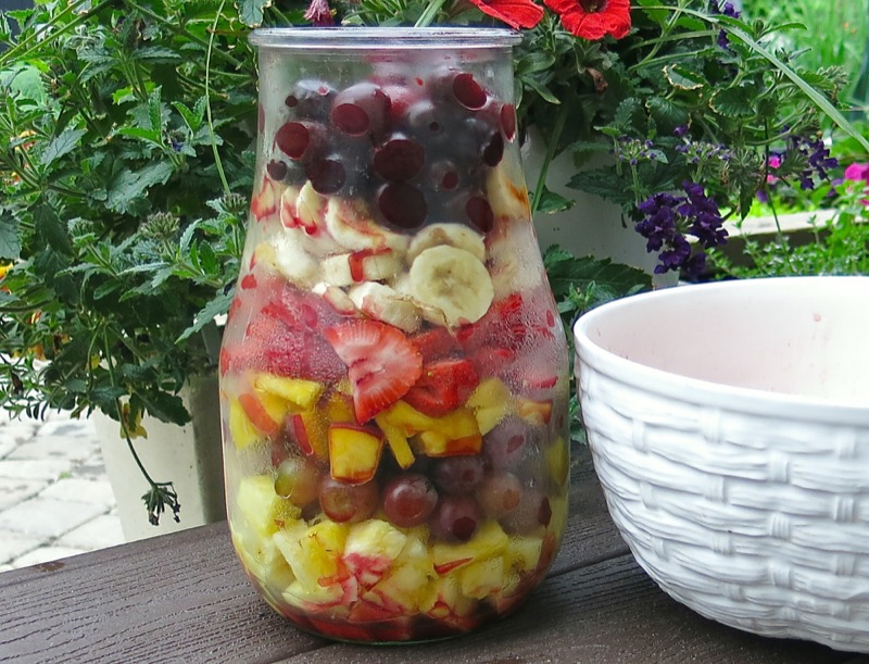 1 Canadian Prairie Fruit Salad