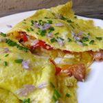 Father's Day Chorizo Omelette 2016: Happy FF Day Vanja