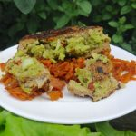Lessons from my Daughter: Guacamole Turkey Burgers