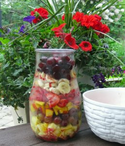 2 Canadian Prairie Fruit Salad