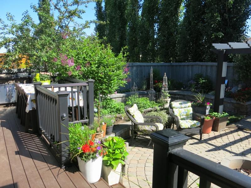 26 Deck Garden Tour 2016