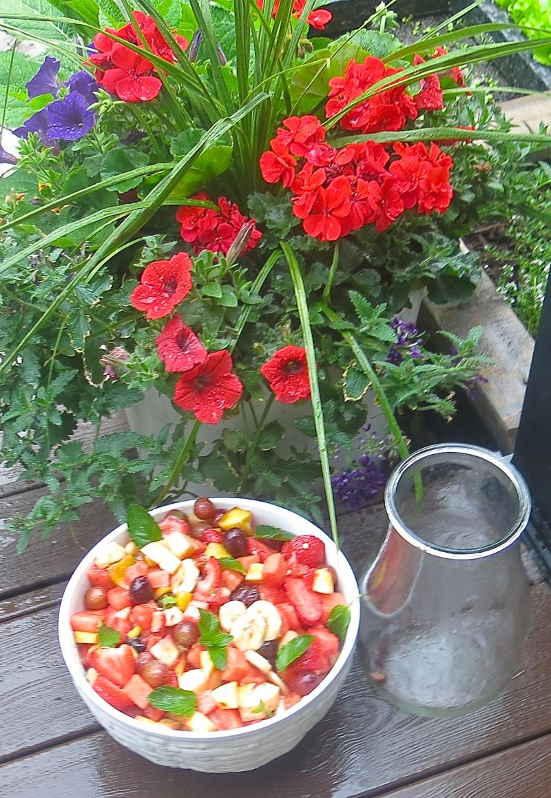 4 Canadian Prairie Fruit Salad