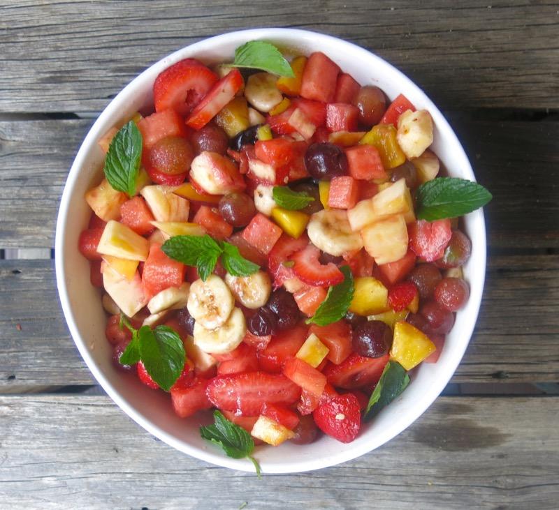 5 Canadian Prairie Fruit Salad