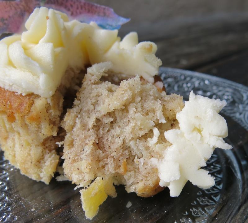 5 Hummingbird Cupcake