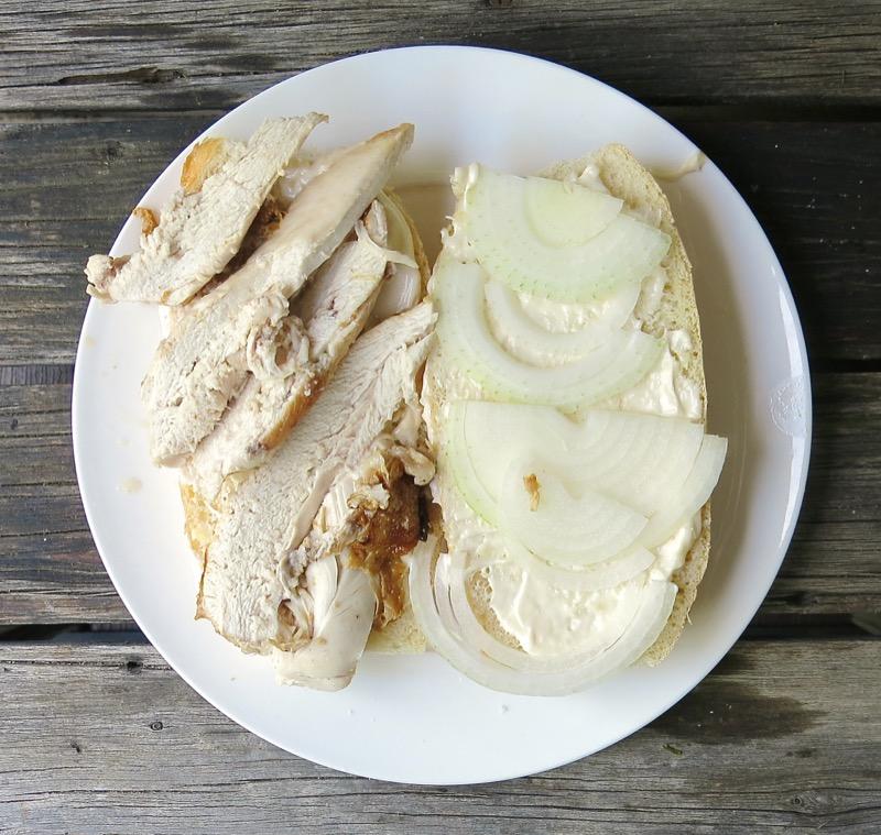 8 Vanja's Signature Sandwich
