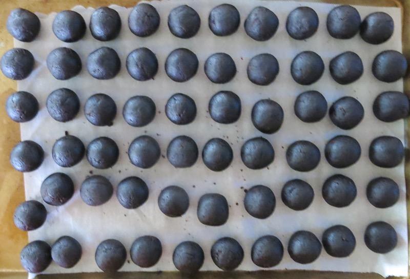 10 Cake Balls