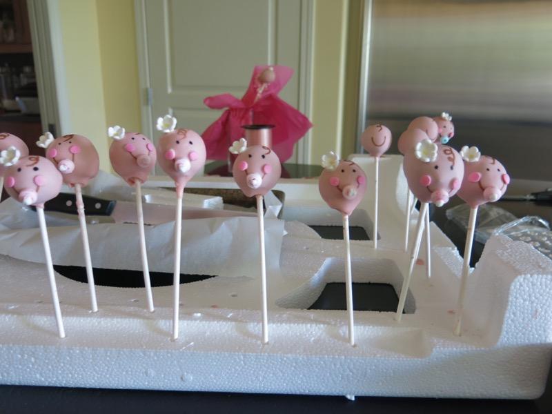 15 Babyface Cake Pops